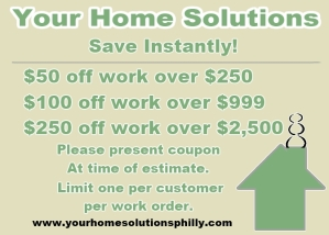Your Home Solutions Coupon